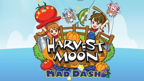 """Harvest Moon: Mad Dash"" Receives A Release Date"