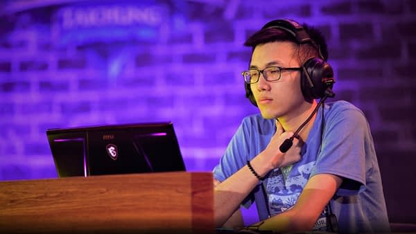 """Hearthstone"" Player Blitzchung Suspended Over Hong Kong Comments"