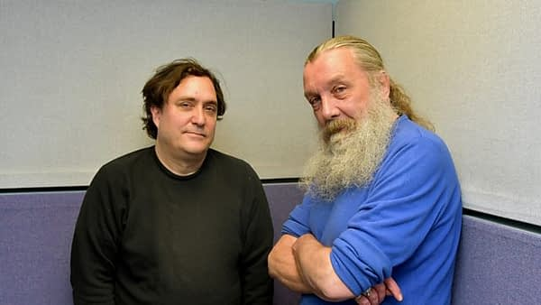 Listen to Alan Moore and Neil Gaiman Talk About the Music They Love