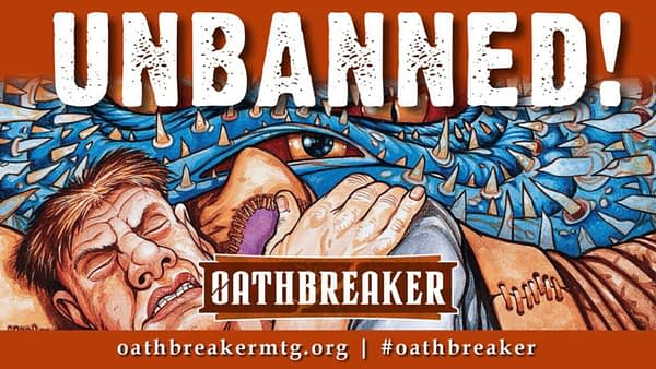 """Oathbreaker"" Ban List Updated - ""Magic: The Gathering"""