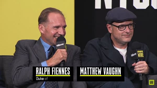 Matthew Vaughn on Rhys Ifans' Most Gross-Out Painful Scene From The King's Man - That Got Cut