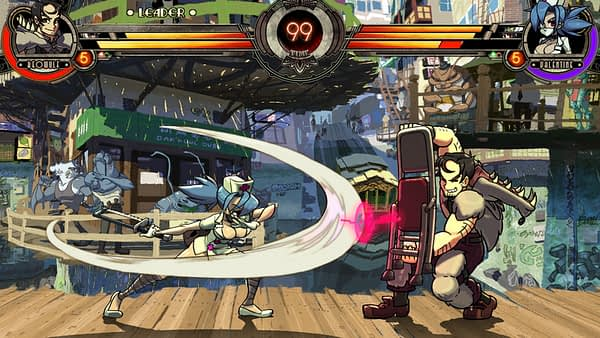 """Skullgirls 2nd Encore"" Xbox One Now ""Postponed Indefinitely"""