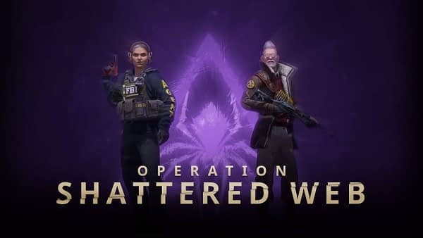 """Valve Launches New """"CS:GO"""" Update """"Operation Shattered Web"""""""
