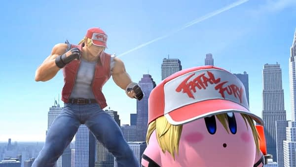 "Terry Bogard Makes His ""Super Smash Bros. Ultimate"" Debut"
