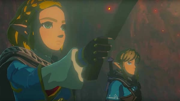 """""""The Legend Of Zelda: Breath Of The Wild"""" Sequel Rumored For 2020"""