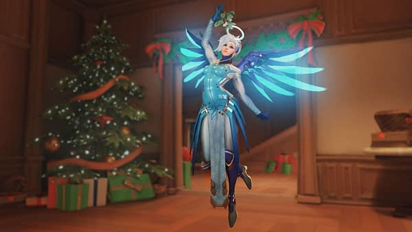 Overwatch Winter Wonderland 2020.Overwatch Receives The Winter Wonderland 2019 Event