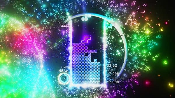 Brittany's 2019 Games of the Decade: Tetris Effect