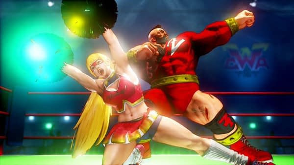"Rumor: ""Street Fighter V Champion Edition"" Could Be Coming to Switch"