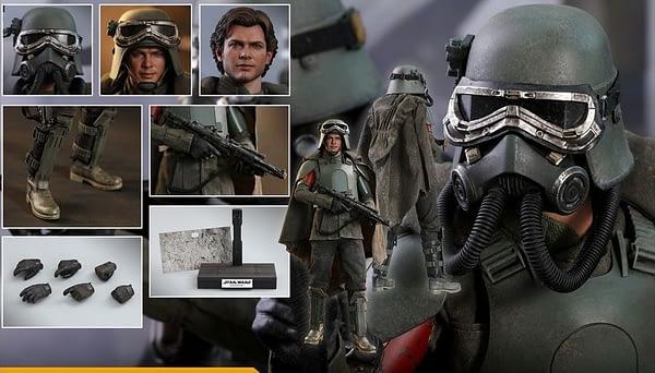 Han Solo Hot Toys Mudtrooper 11