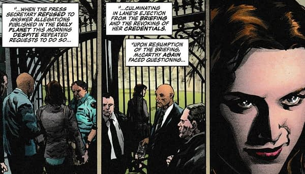 Lois Lane - 'Enemy Of The People'