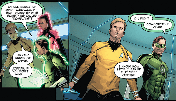 Star Trek_ GL #5