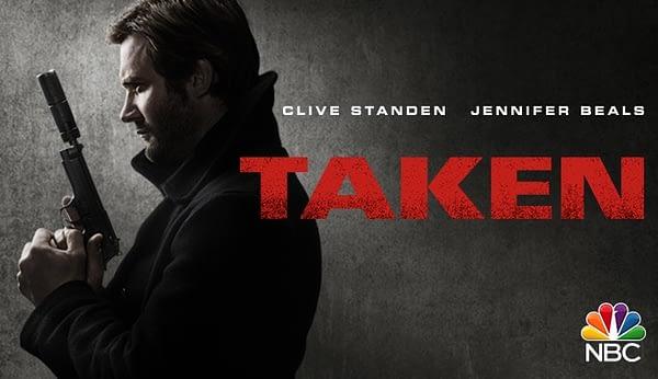 NBC's 'Taken': Standen, Beals Only Returning Regulars For Season 2