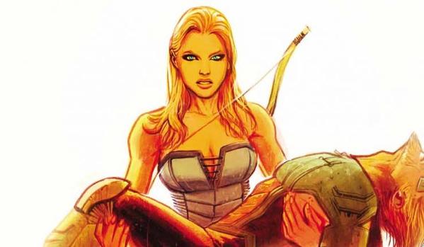 Green Arrow #36 cover by Juan Ferreyra
