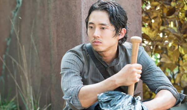 walking dead yeun glenn