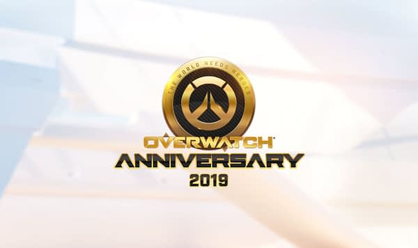 Blizzard Announces Overwatch's Third Anniversary Event