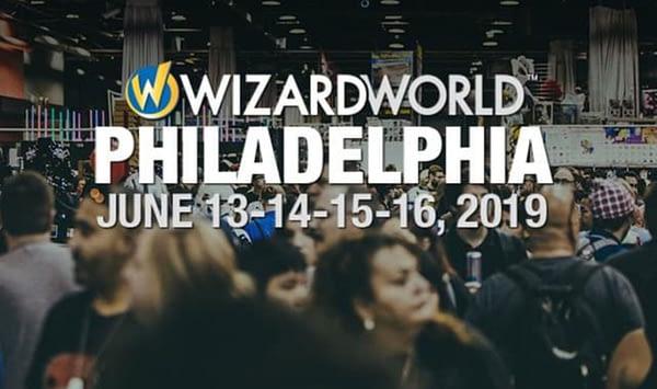 The Daily LITG, 13th June 2019 - Wizard World Philadelphia Begins