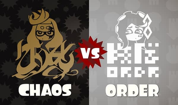 """Team Chaos Wins The Final Splatfest In """"Splatoon 2"""" With Style"""