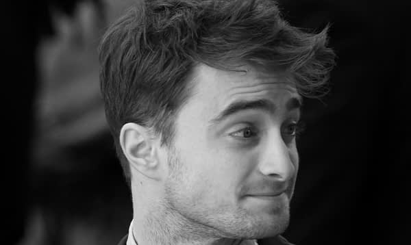 Daniel Radcliffe Filming New Harry Potter Scenes in London With JK Rowling?