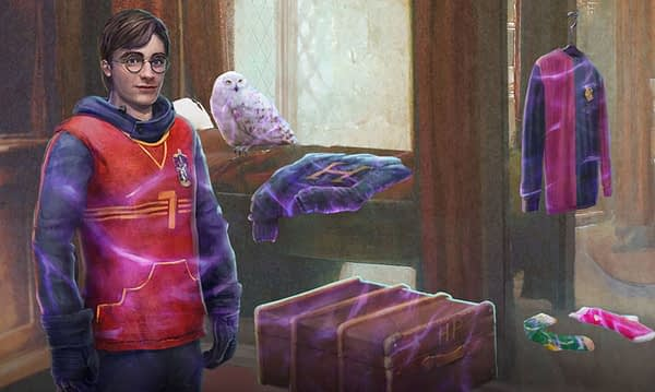 """""""Harry Potter: Wizards Unite"""" Will Host Its First Community Day"""