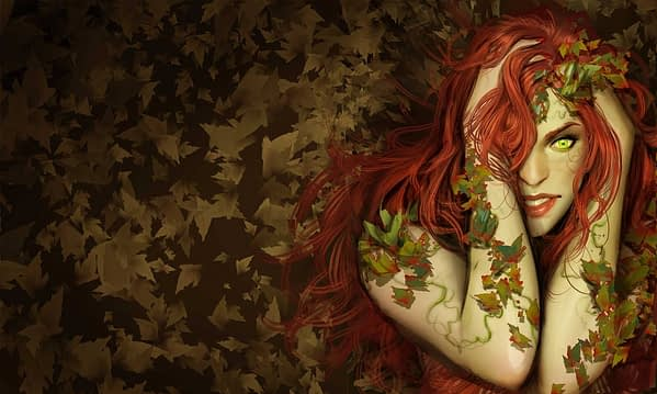 Looks Like Stjepan Sejic is Serious About His Poison Ivy Sequel to Harleen, Iseley