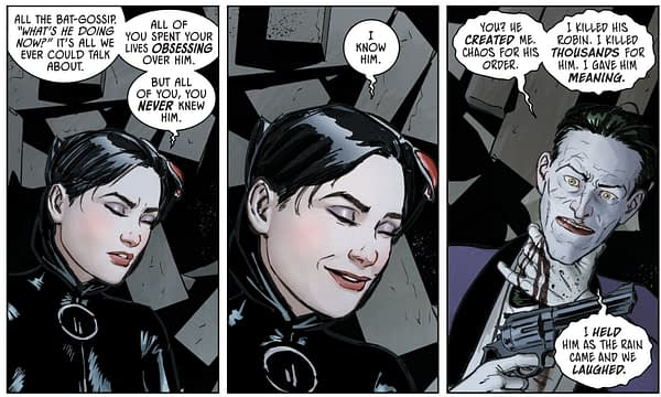 Catwoman Gets Her Own Killing Joke Moment in Batman #49