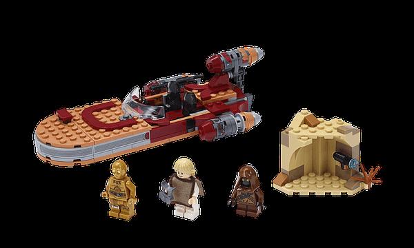 LEGO Star Wars SDCC Exclusive Sets Revealed