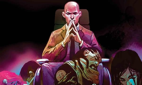 Astonishing X-Men #6 cover by Mike del Mundo