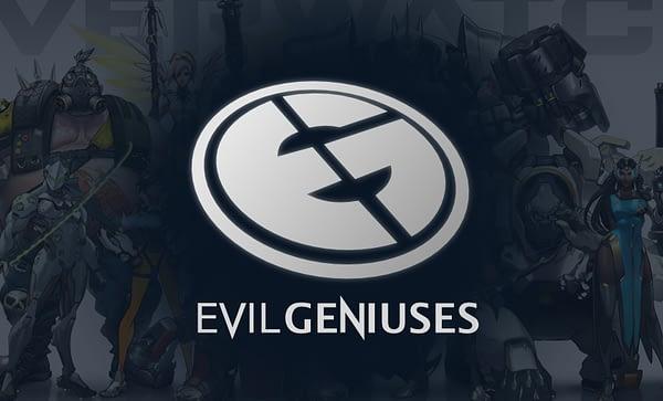 Evil Geniuses Overwatch