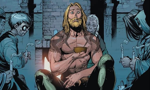 Aquaman Is Not Low in This Preview of Aquaman #48