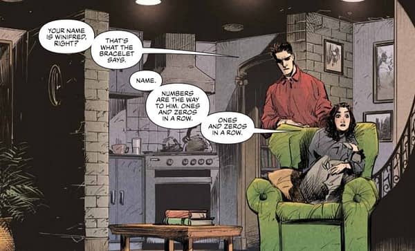 Gunn Makes His First (Cameo) Appearance in Angel #3... and so does Buffy!