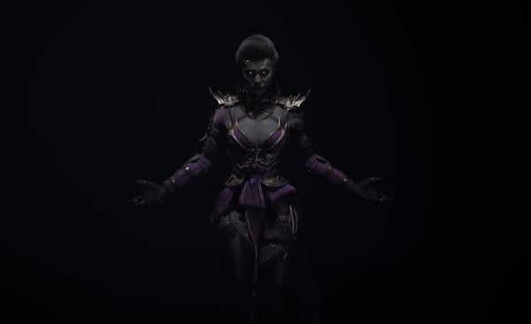 "Ed Boon Reveals Sindel's ""Mortal Kombat 11"" Character Model"