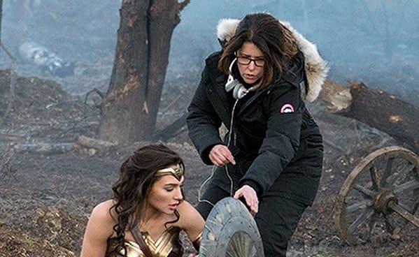 Wonder Woman 2 has Wonder Woman Coming to America, Patty Jenkins Says
