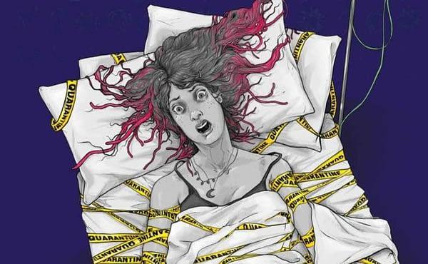 Lazaretto #3 cover by Ignacio Valicenti