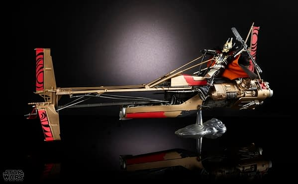 Star Wars Solo Enfys Nest and Swoop 1