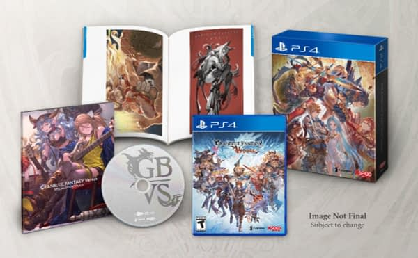 "XSEED Shows Off ""Granblue Fantasy: Versus"" Special Editions"