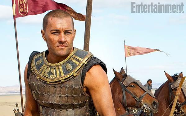 EXODUS: GODS AND KINGS (2014) Pictured: Joel Edgerton as Ramses