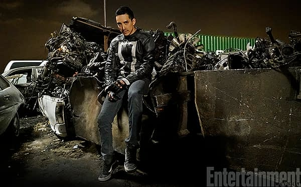 Gabriel Luna as Ghost Rider