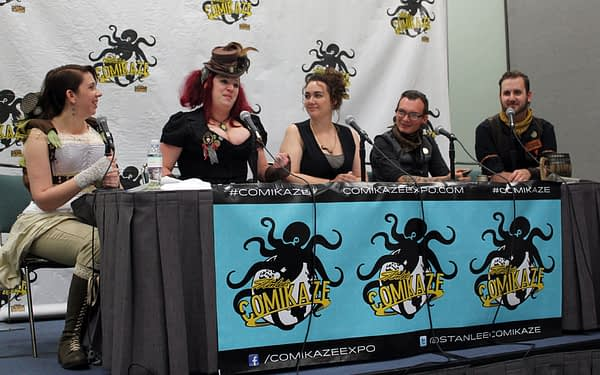 Steampunk Panelists