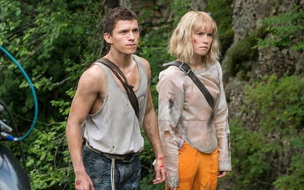 "That Tom Holland, Daisy Ridley Film 'Chaos Walking' ""Deemed Unreleasable"""