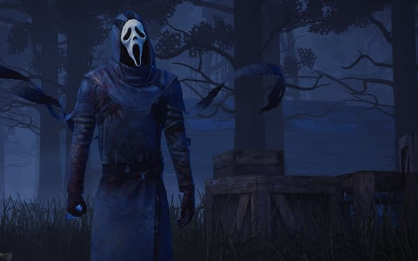 Dead By Daylight Celebrates Third Anniversary With Ghost Face Killer