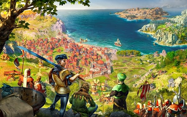 Ubisoft Games 2020.Ubisoft Announces The Settlers Will Release On Pc In 2020