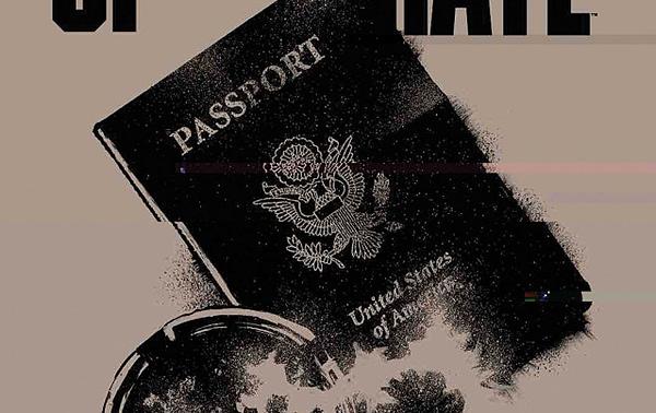 Days of Hate #2 cover by Danijel Zezelj