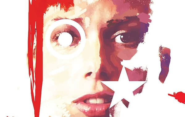 Tales of Suspense #103 cover by Andrea Sorrentino