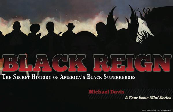 BLACK REIGN BC