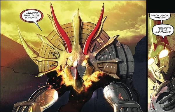 Transformers Redemption