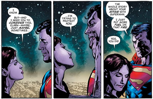 Don't Believe The Hype About Superman Revealing His Secret Identity