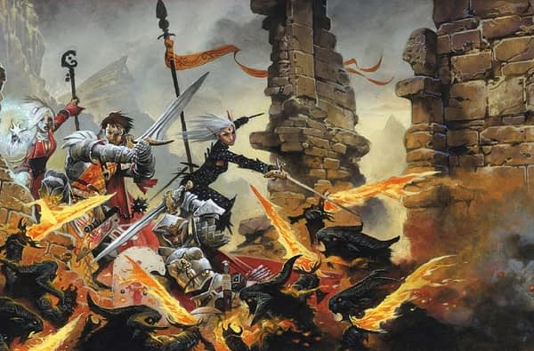 Experimental Feelings: We Review Pathfinder 2 0's Playtest Beta