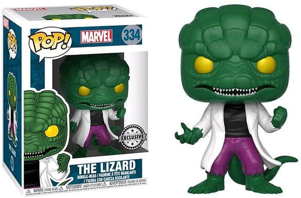 Funko Pop Lizard