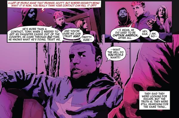 Secret Empire 2 Sam Wilson