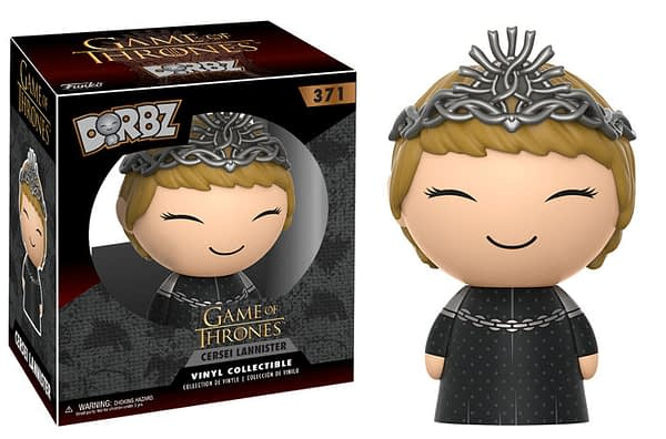Game Of Thrones Dorbz Cersi Lannister